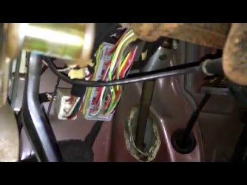 1994 dodge dakota ignition switch wiring diagram shop blower motor how to fix relay resistor see description youtube