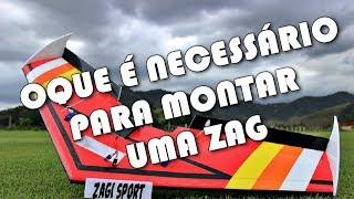 OQUE É NECESSÁRIO PARA MONTAR UMA AZINHA ZAGUI