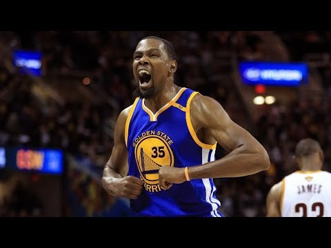 Kevin Durant BEST PLAY from EVERY GAME | 2017 Finals MVP | 2016-2017 Season