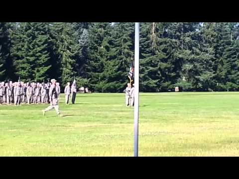 Adjutant General Walk A2 3rd Rgt 2013