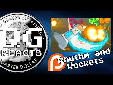 "QG Reacts To ""Rhythm and Rockets"" (Patreon Reward)"