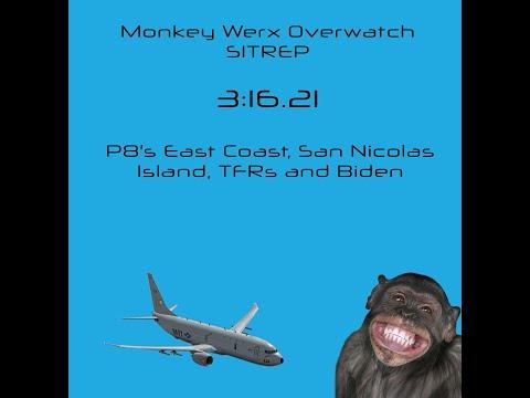 Monkey Werx Overwatch SITREP 3 16 21