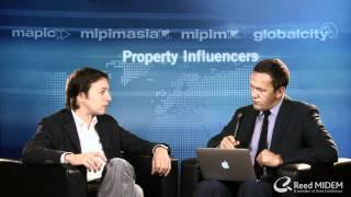 Property Influencers @ MIPIM Asia 2011 - David Sancho, Mango China