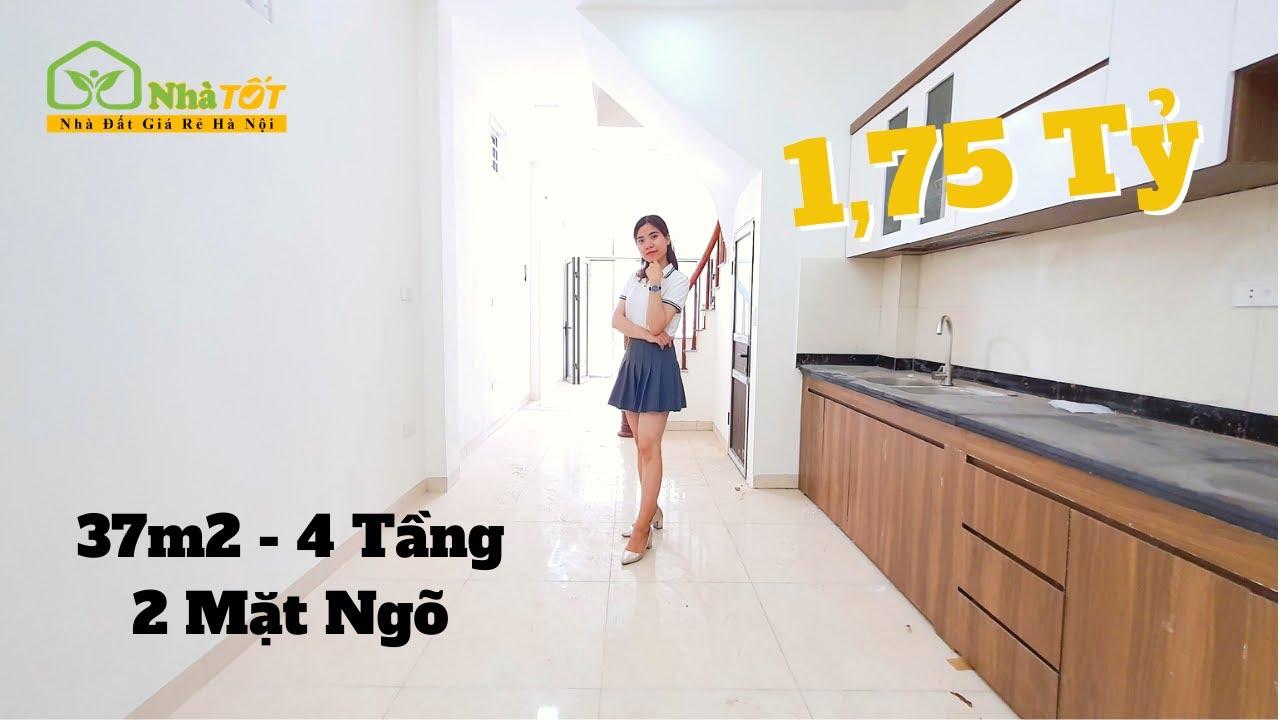 image Bán Nhà 2 Mặt Thoáng 37m2 - Tổ 16 Yên Nghĩa, Hà Đông, Hà Nội | nhà TỐT