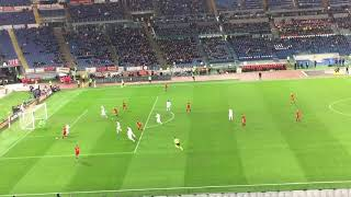 ROMA-SPAL-3-1-LIVE REACTION ALLO STADIO 1.12.17.