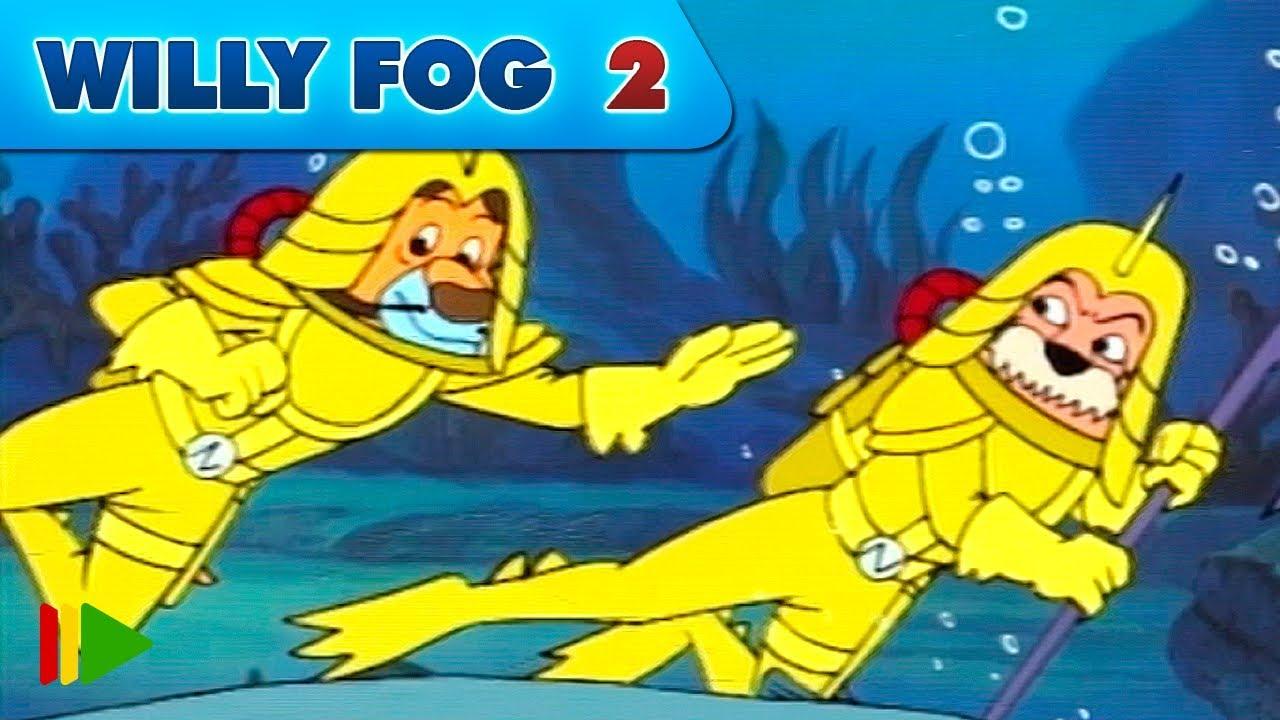 Willy Fog 2 - 21 - An Underwater Walk | Full Episode |