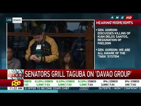 Davao councilor skips Senate probe on shabu shipment