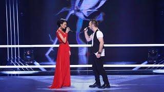 Andreea Olaru &amp Radu Iaszberenyi - Where The Wild Roses Grow Confruntari Vocea Romani ...