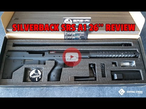 Central Strike - SILVERBACK SRS A1 26'' Review