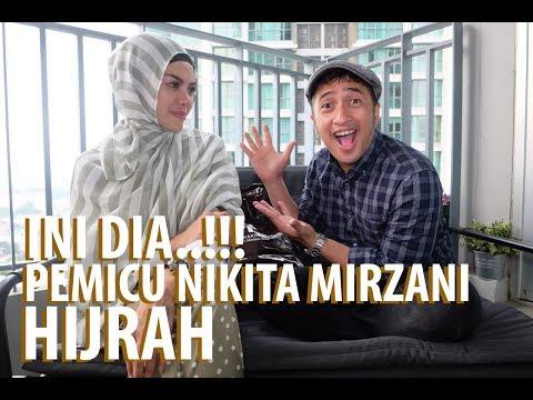 Ini dia pemicu Nikita Mirzani pakai hijab