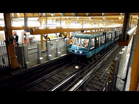 Paris Metro - Line 1 - MP 05 - Gare de Lyon