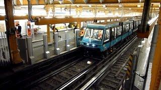 Paris Metro - Line 1 - MP 05 - Gare de Lyon