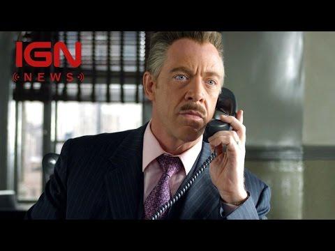 Spider-Man: J.K. Simmons Gives J. Jonah Jameson Petitioners A Reality Check - IGN News