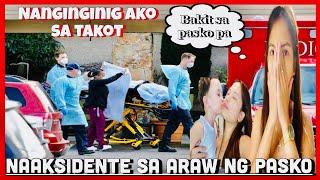 NAAKSIDENTE SA ARAW NG PASKO   NANGINGINIG AKO SA TAKOT  FILIPINA IN AUSTRALIA