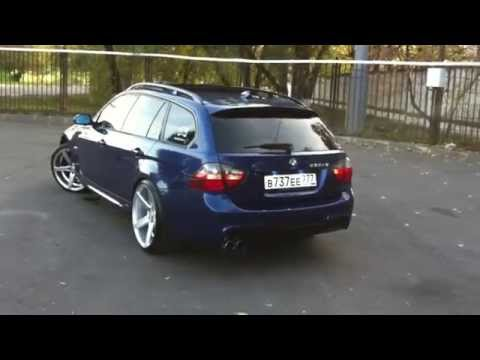bmw 330xd e91 mt 302hp 711nm youtube. Black Bedroom Furniture Sets. Home Design Ideas