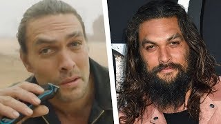 Why Jason Momoa Shaved His Beard