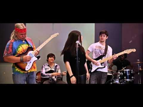 'The Guitarist' - MyMusicSkills.com commercial