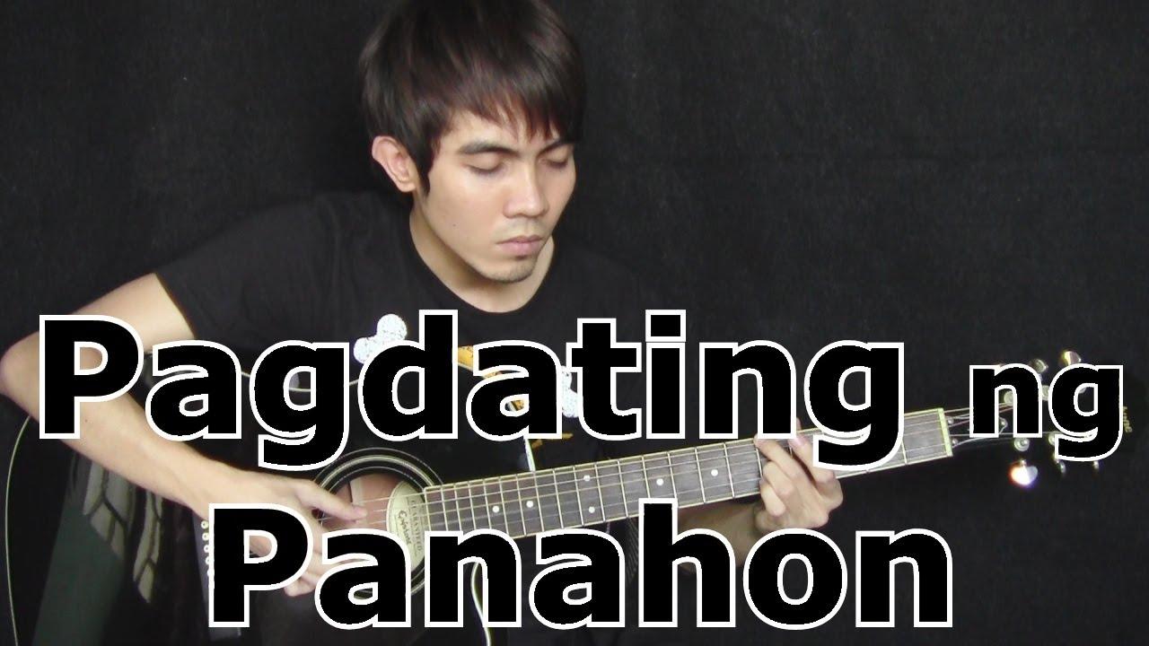 Pagdating ng panahon aiza seguerra guitar tutorial for beginners