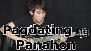 Pagdating ng Panahon - Aiza Seguerra (fingerstyle guitar cover)