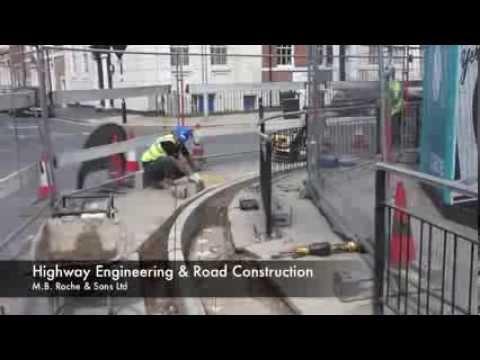 M.B.Roche & Sons Ltd - Civil Engineering Contractors