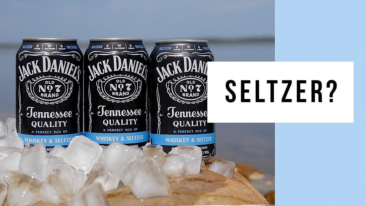 Jack Daniel's Whiskey And Seltzer Review