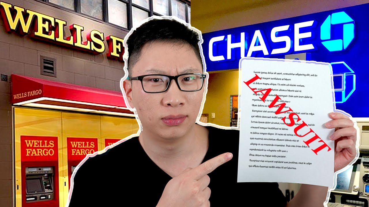 Lawsuit Against Chase And Wells Fargo Ppp Stimulus Package Update Youtube