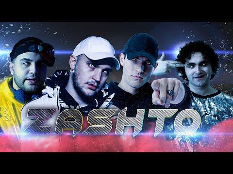 CHEFO ft. GR!NGOD x SIIMBAD x SEZY - ZASHTO [Official Video] Prod.by ROASTY SUAVE