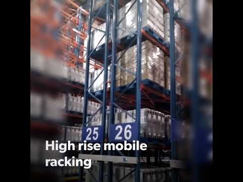 Mobile racking operation