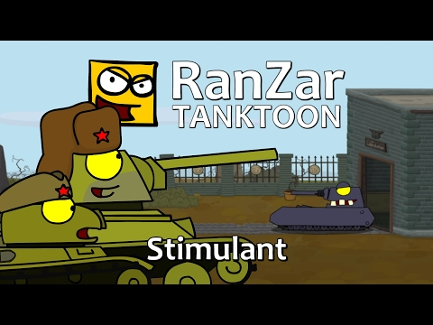 Tanktoon: Stimulant. RanZar