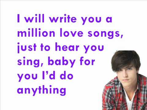Shane Harper - One Step Closer (Lyrics)