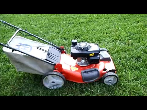 "Husqvarna 22"" Lawn Mower Model HU700F Honda Engine - Moving Sale - June 20, 2016"