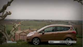 Ford B-Max - Essai route - Emission N°19 - 1/3