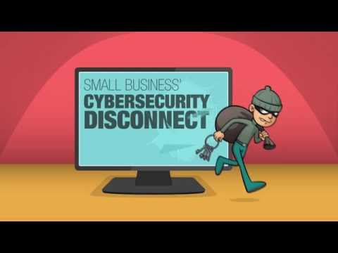 Are Small Businesses Too Lax About Cybersecurity?