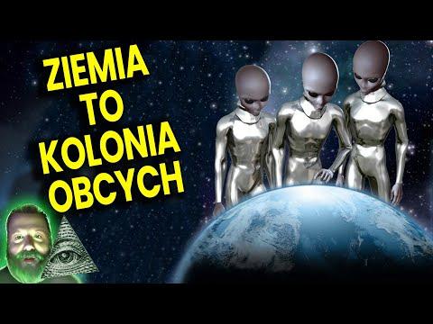 Ziemia do Kolonia UFO! Dowody że Ludzie Nie Pasują do Ziemi! Kosmici Ator Plociuch Strefa 51 Film PL