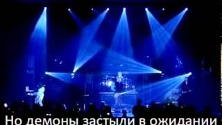 Skillet - Comatose Официальный Клип