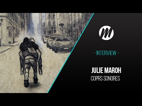 Julie Maroh - Corps sonores