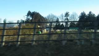 京王片倉~山田駅、京王線、進行方向左側車窓から