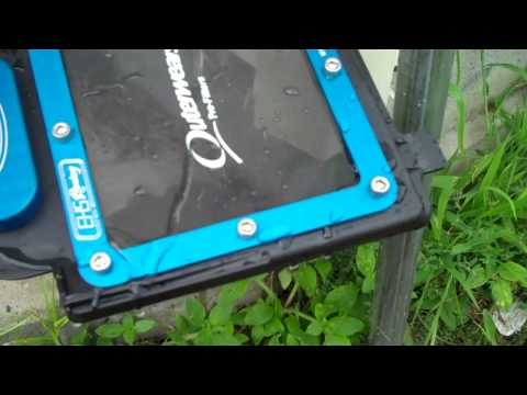 Ehs Racing Air Box Cover Showing How Airbox Repells Water Youtube