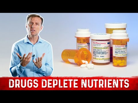 Common Nutrient Deficiencies Caused by Drugs that You Should Know About
