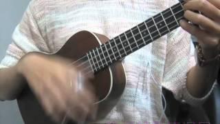 陳綺貞蜉蝣單曲CD,D調免調弦版本只有伴奏的部份譜請參考http://annieru...