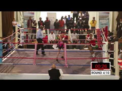 TZ promotion, BCMM, WBA Main Bout   10 December 2016 at Orient Theater