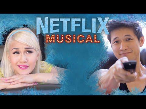 Netflix Musical Frozen Parody  FT. Harry Shum Jr., Grant Imahara, Dante Basco