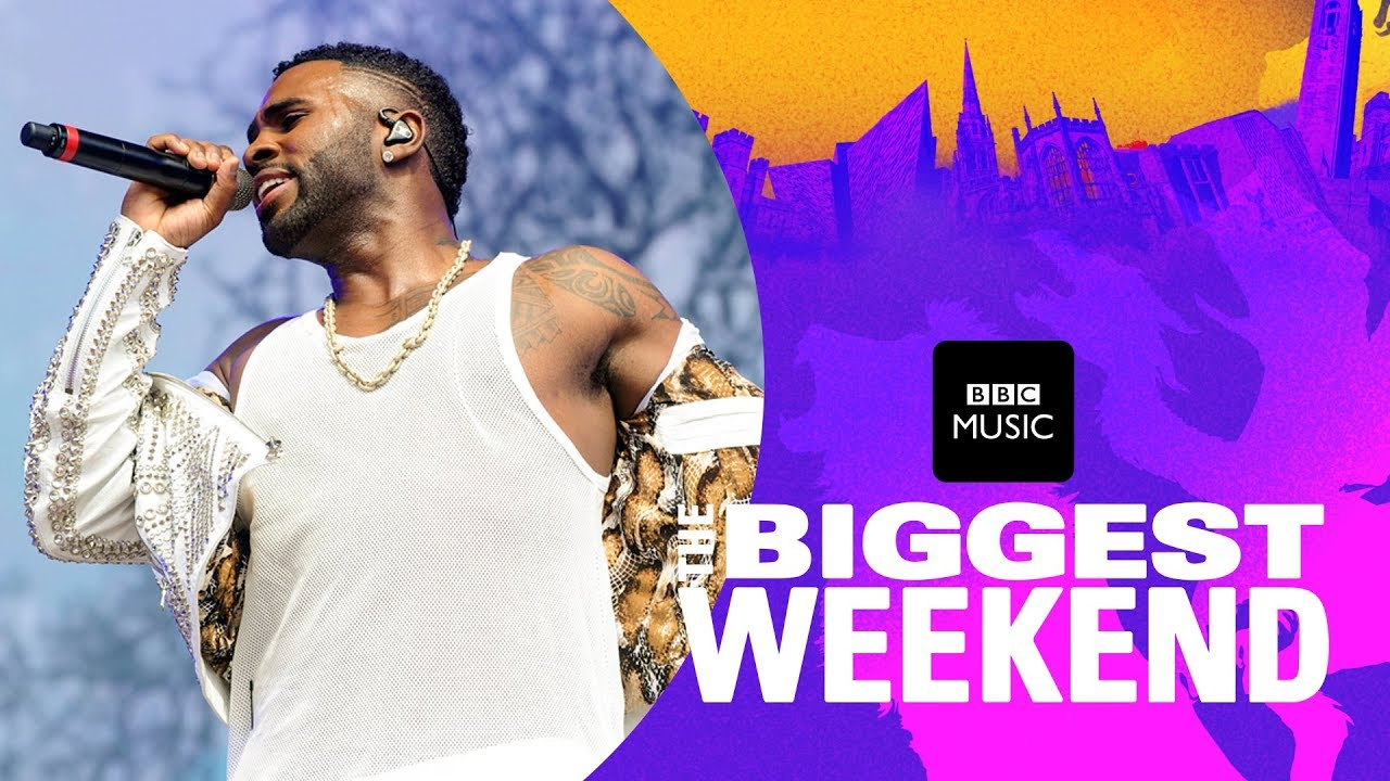 Jason Derulo - Want To Want Me (live at Biggest Weekend 2018)