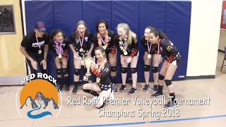 Champions Spring 2018 (RRPVT) Red Rock Premier Volleyball Tournament