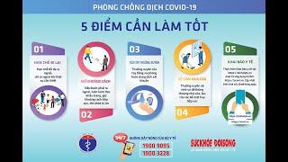 5 điều cần làm ngay để ngăn chặn dịch Covid - bảo vệ gia đình bạn