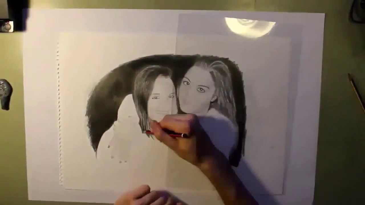 Dibujo rpido para unas amigas  YouTube