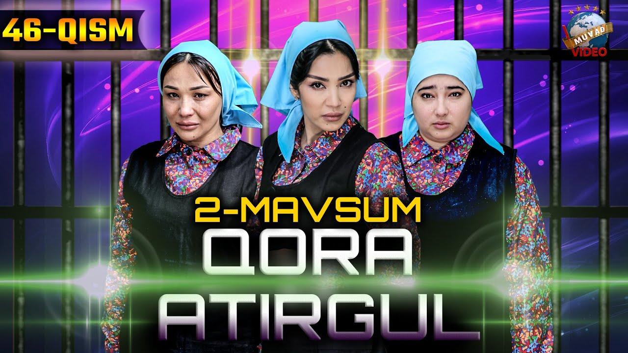 Qora atirgul (o'zbek serial) 106-qism | Кора атиргул (узбек сериал) 106-кисм онлайн томоша килиш