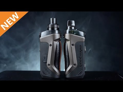 Geek Vape Aegis Boost Kit Gun Metal