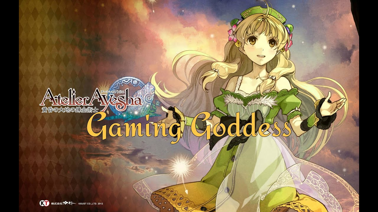 gaming goddess atelier ayesha the alchemist of dusk review gaming goddess atelier ayesha the alchemist of dusk review