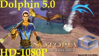 Dinotopia: The Sunstone Odyssey [Gamecube] Dolphin 5.0 [1080p HD]